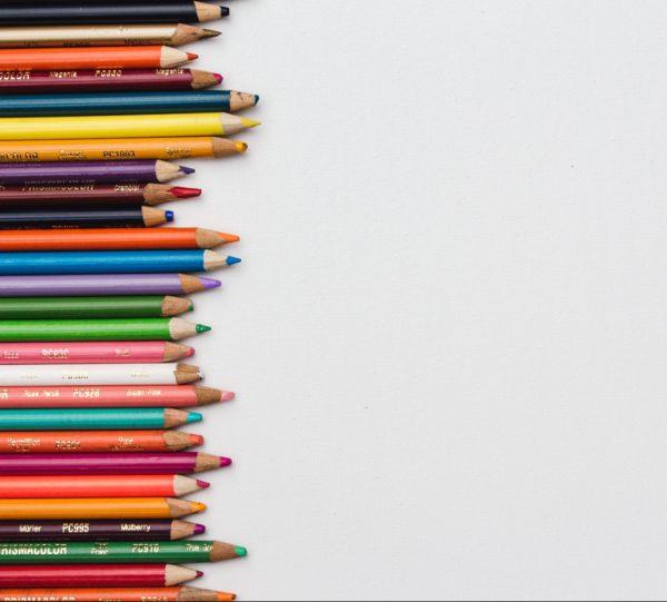 Pencils Coloured