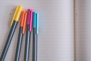 Marker Pens - Fine
