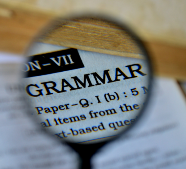 English - Grammar